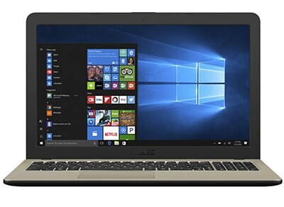 "Laptop Asus X540UA-DM1896T - 15.6"" (i5-7200U/4GB/500GB/HD 620)"