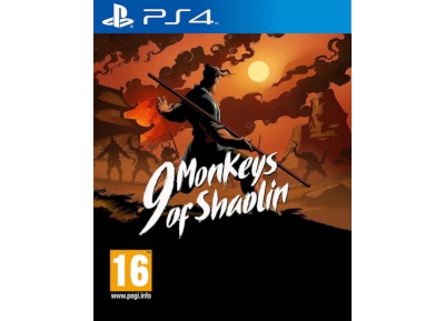 9 Monkeys Of Shaolin - PS4 Game