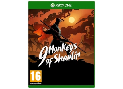 9 Monkeys Of Shaolin - Xbox One Game