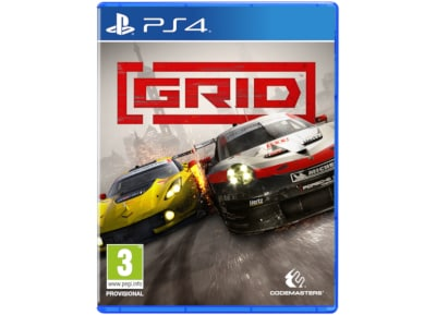 GRID – PS4 Game
