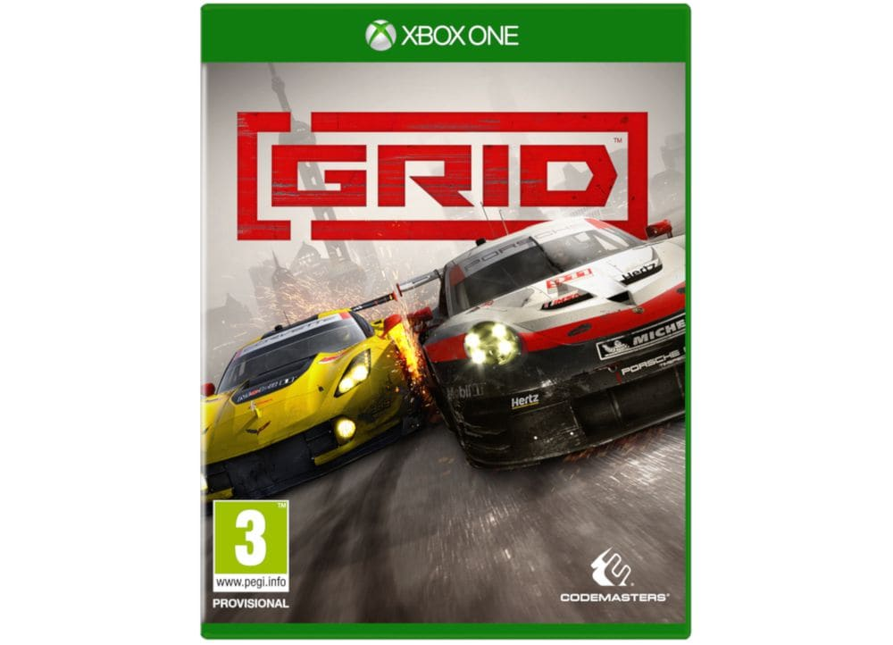 GRID - Xbox One Game