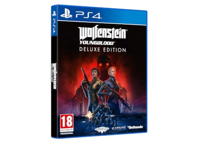 Wolfenstein: Youngblood Deluxe Edition - PS4 Game