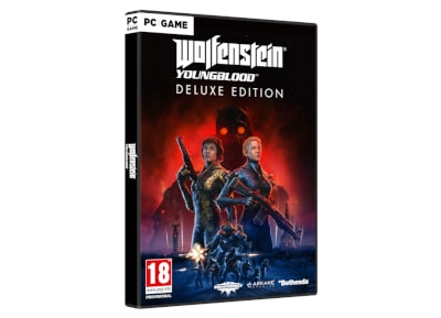 Wolfenstein: Youngblood Deluxe Edition - PC Game