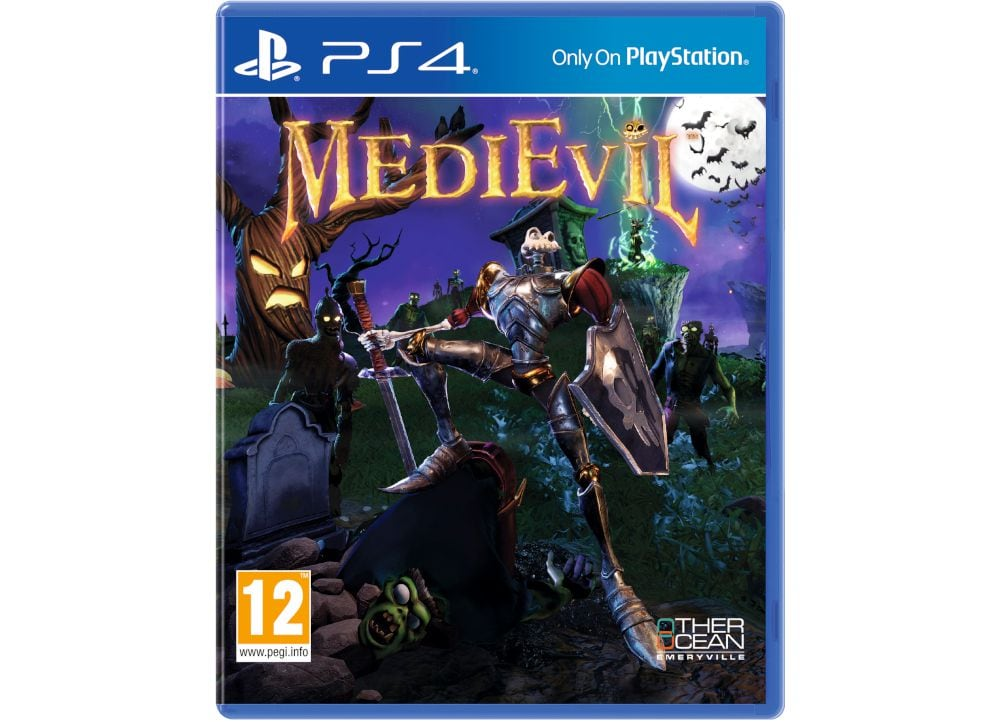 MediEvil - PS4 Game