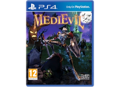 MediEvil – PS4 Game