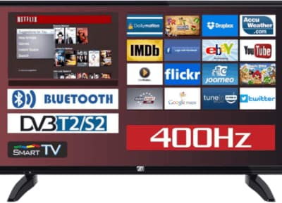 "Τηλεόραση F&U 32"" HD Smart LED  FLS32215"