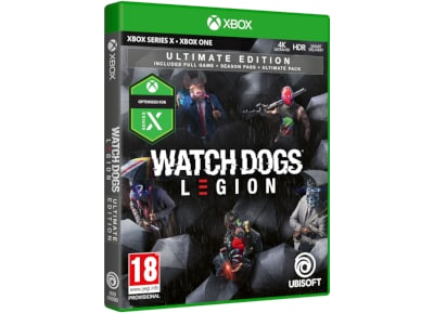 Watch Dogs Legion Ultimate Edition – Xbox One Game