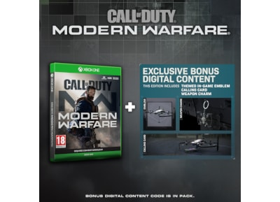 Call of Duty: Modern Warfare Special Edition - Xbox One Game