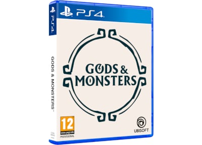 Gods & Monsters – PS4 Game