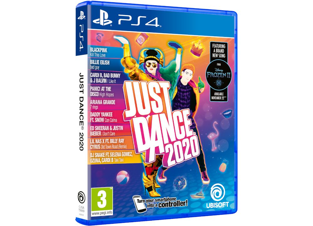 Just Dance 2020 - PS4 Game