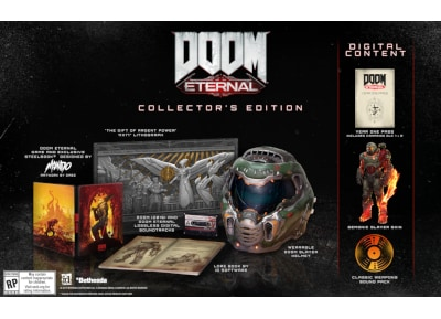 DOOM Eternal Collector's Edition – PS4 Game
