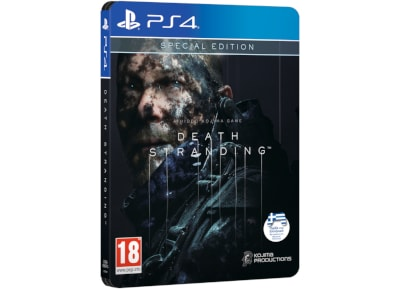 Death Stranding Special Edition - PS4 Game