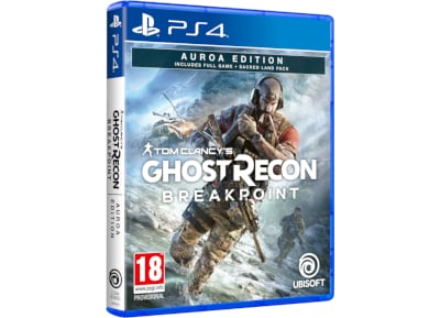 Tom Clancy's Ghost Recon: Breakpoint ΑUROA Edition – PS4 Game