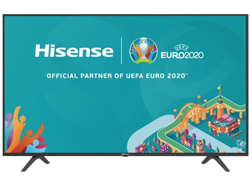 "Τηλεόραση Hisense 43"" Smart LED Ultra HD HDR H43B7100"