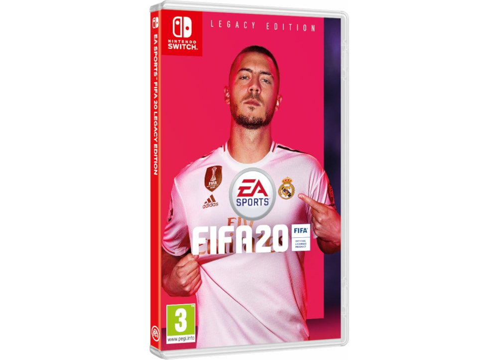 Fifa 20 - Nintendo Switch Game