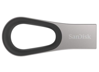 USB stick SanDisk Ultra Loop 64 GB 3.0 Ασημί