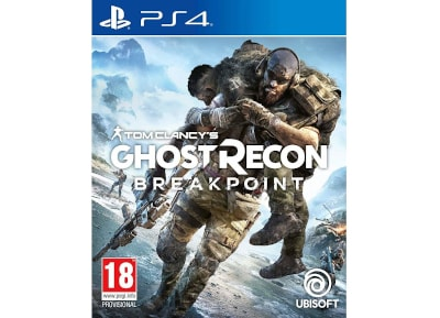 PS4 Used Game: Tom Clancy's Ghost Recon: Breakpoint