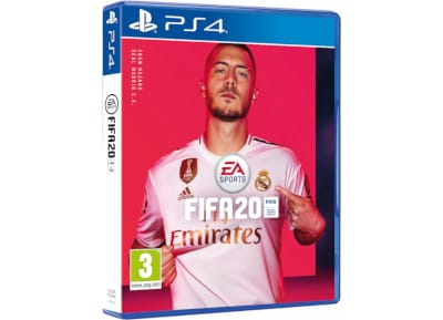 PS4 Used Game: Fifa 20