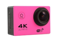 Action Camera Sport F60R Ultra HD Wi-Fi Ροζ