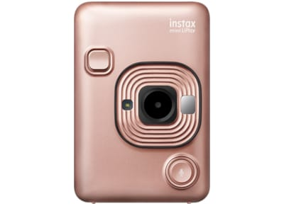 Camera Fujifilm Instax LiPlay - Blush Gold