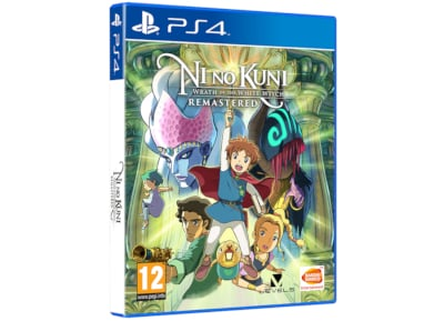 Ni No Kuni: Wrath of the White Witch Remastered – PS4 Game