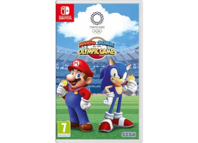 Mario & Sonic at the Olympic Games: Tokyo 2020 - Nintendo Switch Game