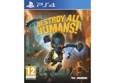 Destroy All Humans! – PS4 Game