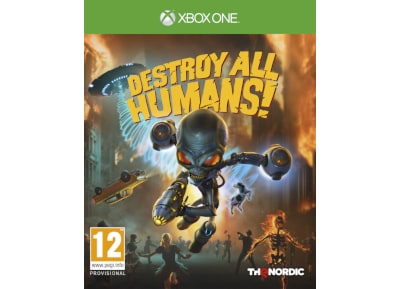 Destroy All Humans! – Xbox One Game