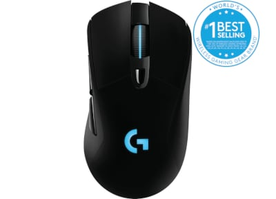 Logitech G703 Hero Wireless - Gaming Mouse Μαύρο