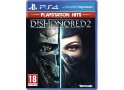 Dishonored 2 Playstation Hits - PS4 Game