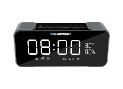 Ρολόι Wireless Speaker - Blaupunkt BT16