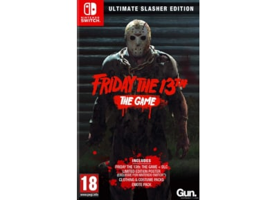 Friday the 13th Ultimate Slasher Edition – Nintendo Switch Game
