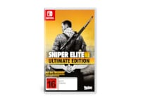Sniper Elite 3 Ultimate Edition - Nintendo Switch Game
