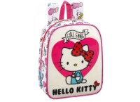 Τσάντα Πλάτης Safta Hello Kitty Gang Mini