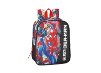 Τσάντα Πλάτης Safta Mini Spiderman Super Hero