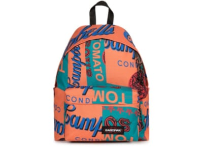 Τσάντα Πλάτης Eastpak Padded Pak'r Andy Warhol Carrot