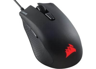 Gaming Mouse Corsair Harpoon Pro RGB Μαύρο