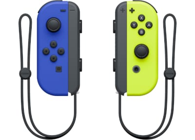 Nintendo Joy-Con Pack Blue/Neon Yellow - Χειριστήριο Nintendo Switch Μπλε/Κίτρινο