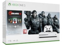 Microsoft Xbox One S White 1TB - Gears 5 Bundle