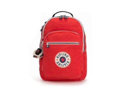 Τσάντα Πλάτης Kipling Clas Seoul L Backpack Active Red BL - Κόκκινο
