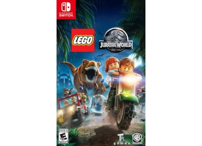 LEGO Jurassic World – Nintendo Switch Game