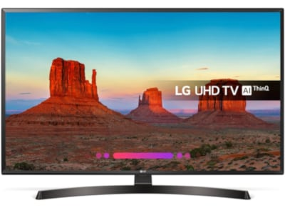 "Τηλεόραση LG 43"" Ultra HD LED 4K  Smart TV 43UK6470PLC"