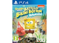 SpongeBob SquarePants: Battle for Bikini Bottom - Rehydrated - PS4 Game