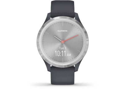 Smartwatch Garmin Vivomove 3S Μπλε / Ασημί