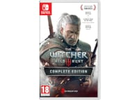 The Witcher III: Wild Hunt Complete Edition - Nintendo Switch Game
