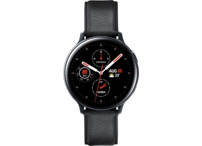 Smartwatch Samsung Galaxy Watch Active 2 44mm Stainless Steel Μαύρο