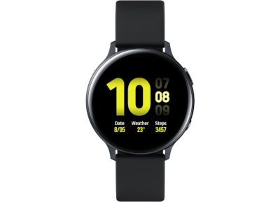 Smartwatch Samsung Galaxy Watch Active 2 44mm Aluminum Μαύρο