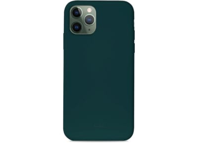 Θήκη Apple iPhone 11 Pro - Puro ICON Silicone Cover - Πράσινο