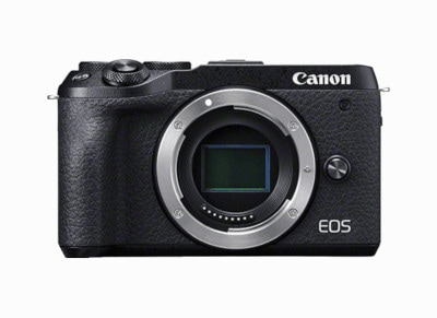 Mirrorless Camera Canon EOS M6 MARK II  Body - Μαύρο