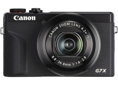 Compact Camera Canon PowerShot G7X Mark III - Μαύρο